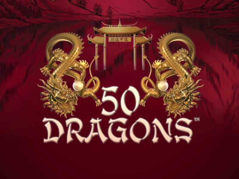 50 Dragons Slots alternatives
