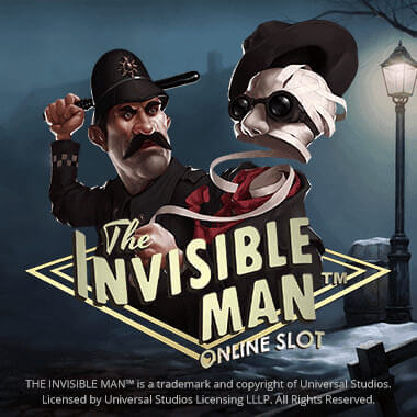 The Invisible Man Online Slots Summarized for Players
